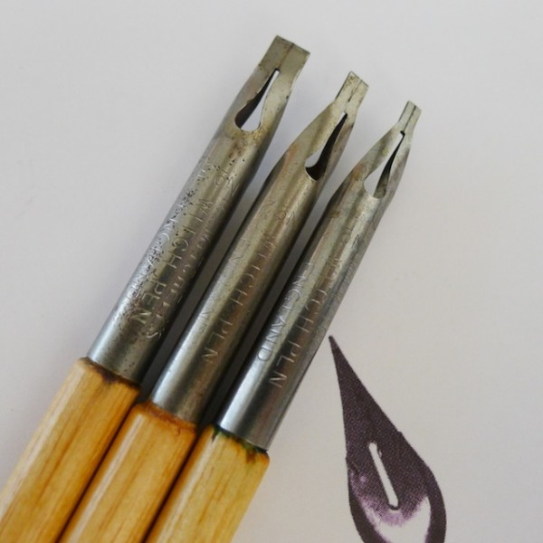 Witch pens