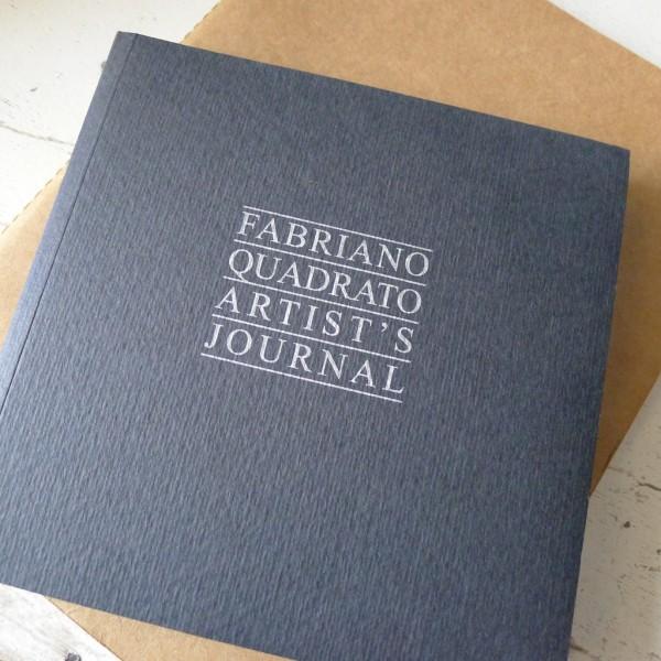 Fabriano Quadrato Artist's Journal