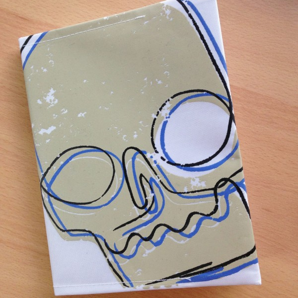 Notebook from Artwork